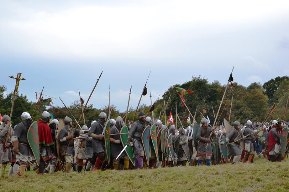 Hastings Angriff