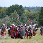 Hastings Feldherr und Garde